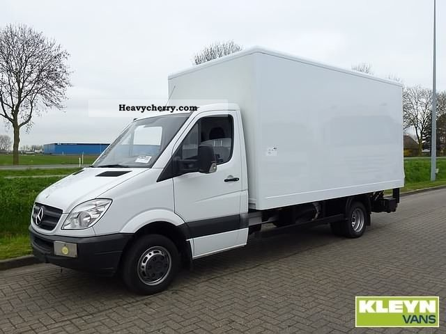 Mercedes-Benz Sprinter 515 2009 photo - 8