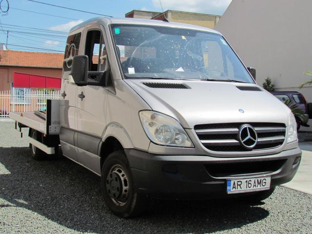 Mercedes-Benz Sprinter 515 2009 photo - 9