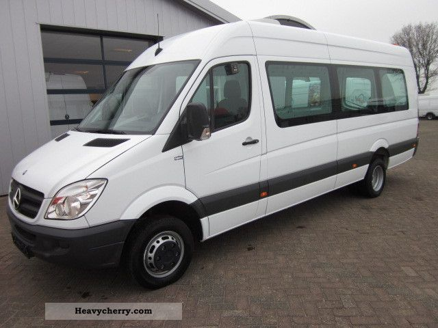 Mercedes-Benz Sprinter 515 2010 photo - 1