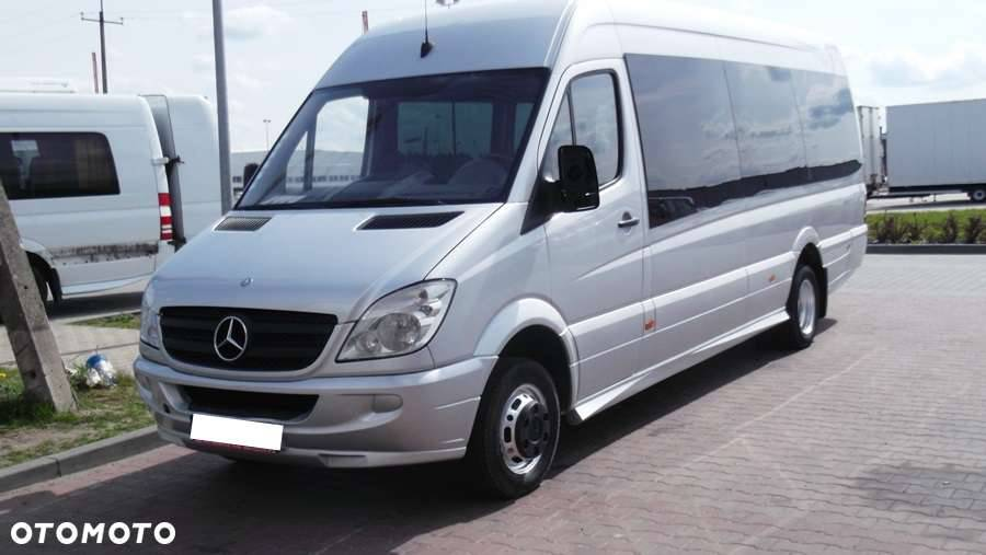 Mercedes-Benz Sprinter 515 2010 photo - 11