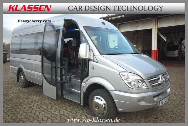 Mercedes-Benz Sprinter 515 2010 photo - 12