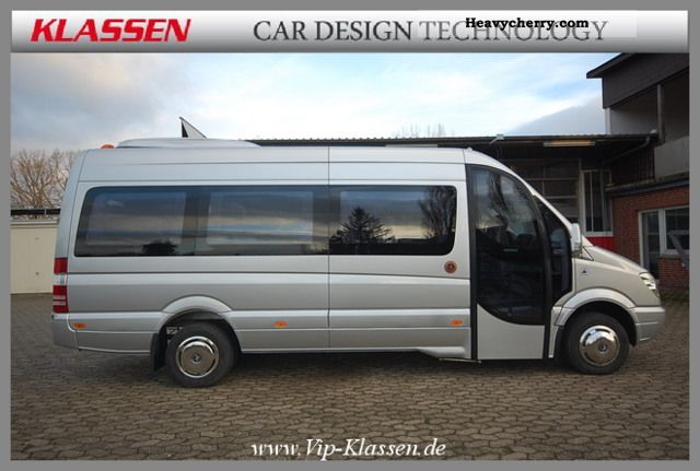 Mercedes-Benz Sprinter 515 2010 photo - 4
