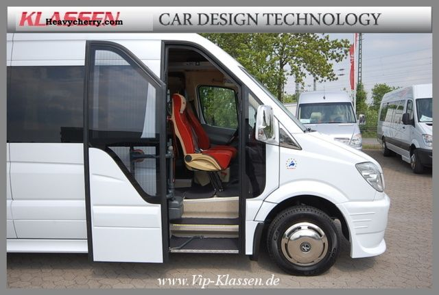 Mercedes-Benz Sprinter 515 2010 photo - 7