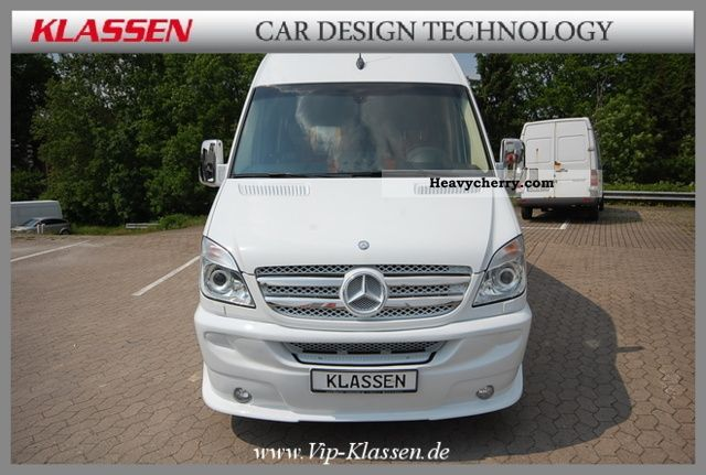 Mercedes-Benz Sprinter 515 2010 photo - 8