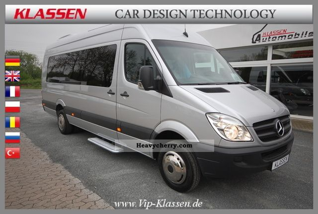 Mercedes-Benz Sprinter 515 2010 photo - 9