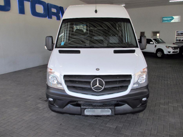 Mercedes-Benz Sprinter 515 2014 photo - 10