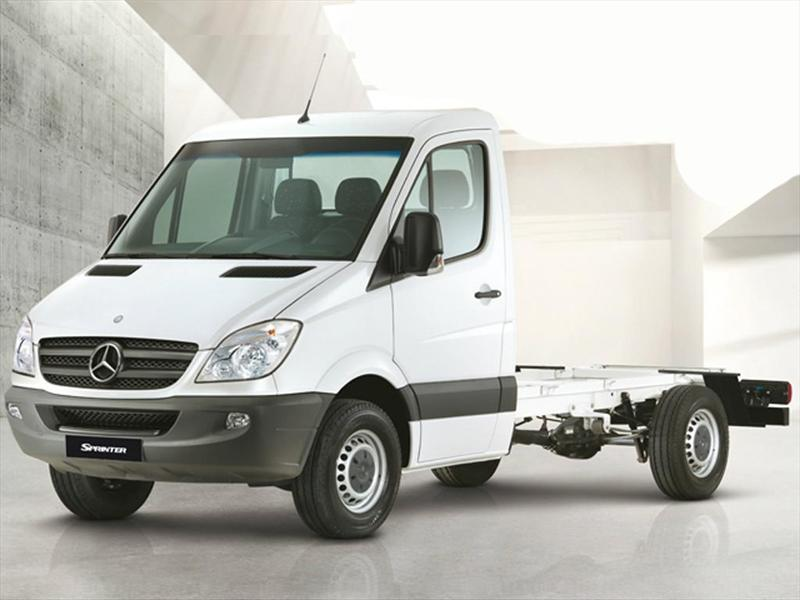 Mercedes-Benz Sprinter 515 2014 photo - 11