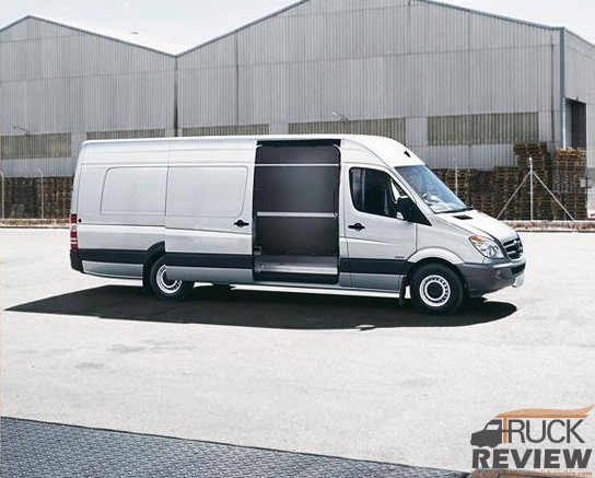 Mercedes-Benz Sprinter 515 2014 photo - 3