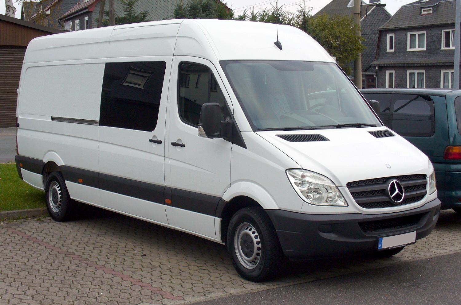 Mercedes-Benz Sprinter 515 2014 photo - 5
