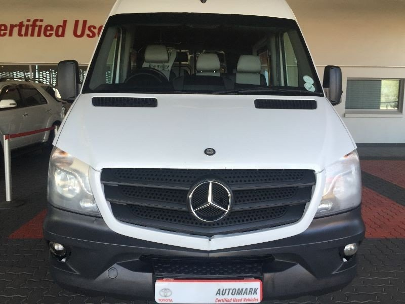 Mercedes-Benz Sprinter 515 2014 photo - 9