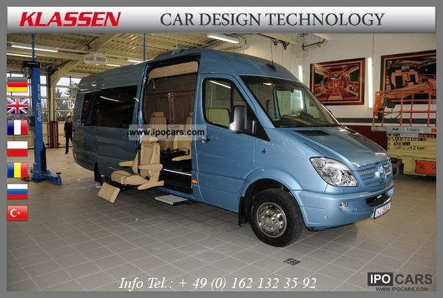 Mercedes-Benz Sprinter 518 2012 photo - 1