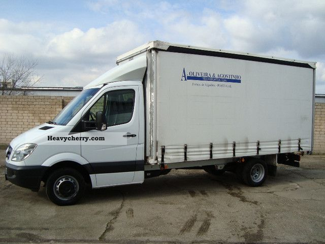 Mercedes-Benz Sprinter 518 2012 photo - 3