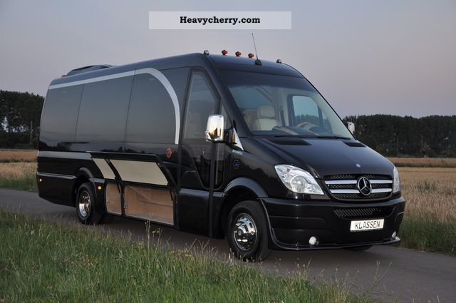 Mercedes-Benz Sprinter 519 2011 photo - 1
