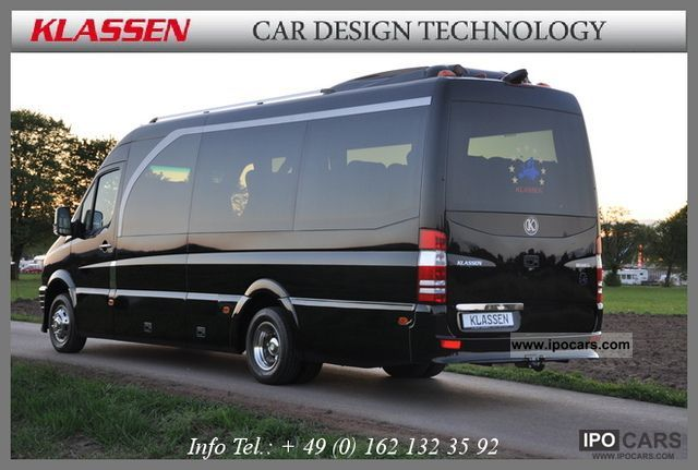 Mercedes-Benz Sprinter 519 2011 photo - 10