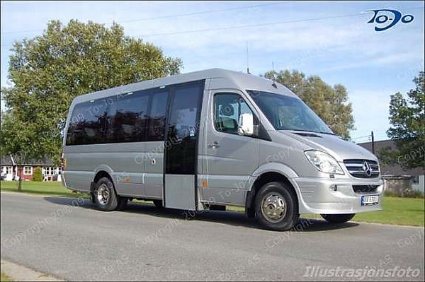 Mercedes-Benz Sprinter 519 2011 photo - 11