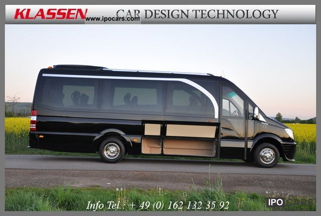 Mercedes-Benz Sprinter 519 2011 photo - 4