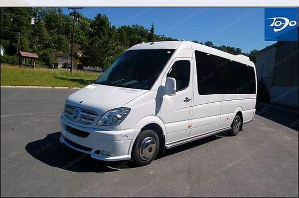 Mercedes-Benz Sprinter 519 2011 photo - 5