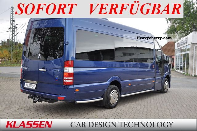 Mercedes-Benz Sprinter 519 2011 photo - 6