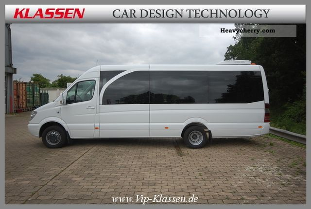 Mercedes-Benz Sprinter 519 2011 photo - 7