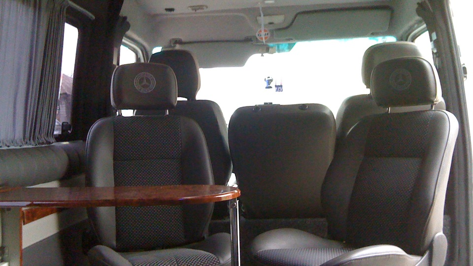 Mercedes-Benz Sprinter 524 2006 photo - 9