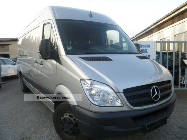 Mercedes-Benz Sprinter 524 2008 photo - 1