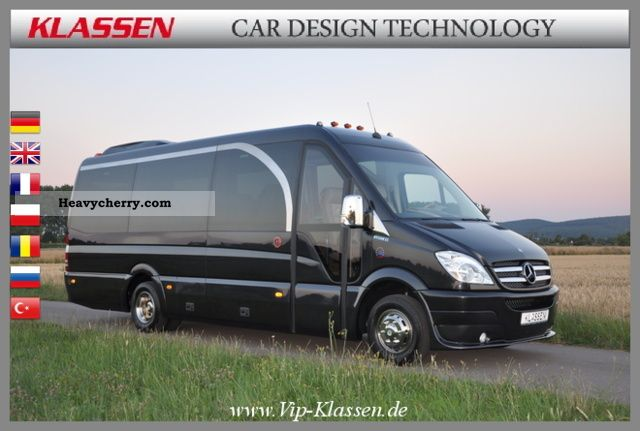 Mercedes-Benz Sprinter 524 2008 photo - 12