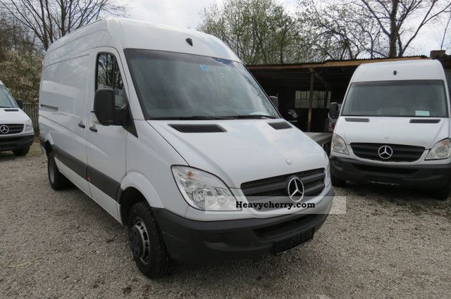 Mercedes-Benz Sprinter 524 2008 photo - 3
