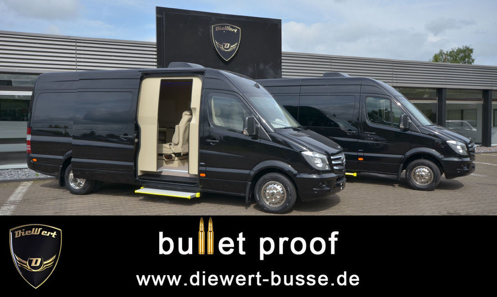 Mercedes-Benz Sprinter 524 2008 photo - 8
