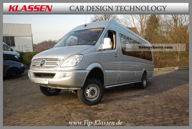 Mercedes-Benz Sprinter 524 2011 photo - 10