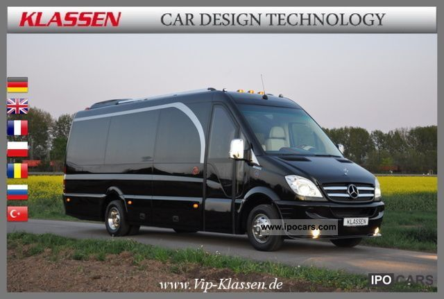 Mercedes-Benz Sprinter 524 2011 photo - 2