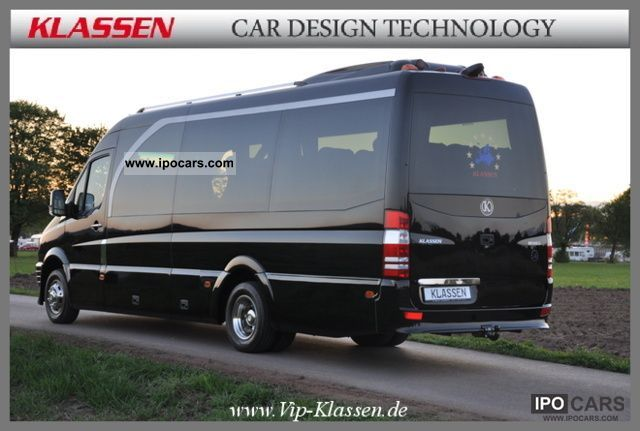 Mercedes-Benz Sprinter 524 2011 photo - 4
