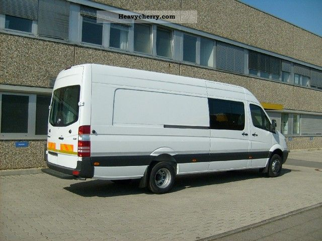 Mercedes-Benz Sprinter 524 2011 photo - 5