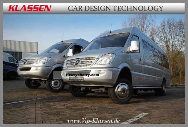 Mercedes-Benz Sprinter 524 2011 photo - 7