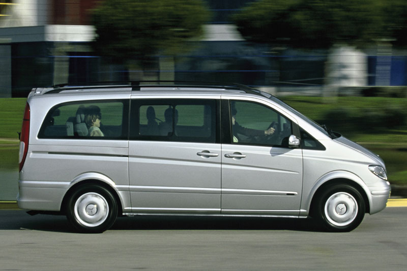 Mercedes-Benz Viano 2.0 2006 photo - 5