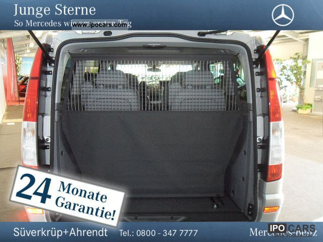 Mercedes-Benz Viano 2.0 2010 photo - 11