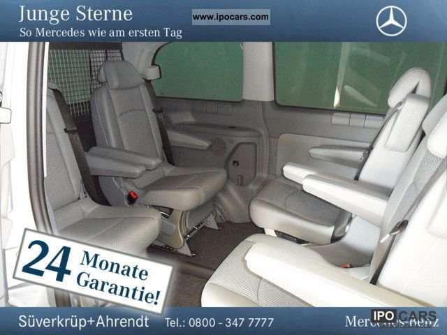 Mercedes-Benz Viano 2.0 2010 photo - 12