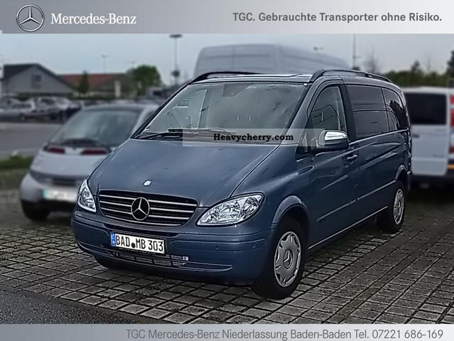 Mercedes-Benz Viano 2.0 2010 photo - 3