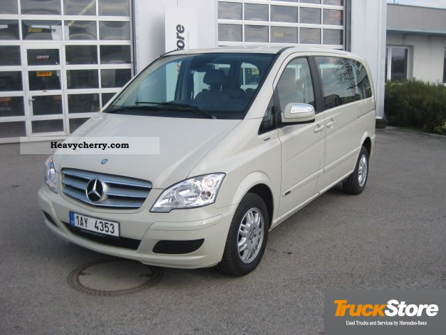 Mercedes-Benz Viano 2.0 2010 photo - 5