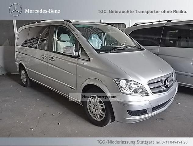 Mercedes-Benz Viano 2.0 2010 photo - 6