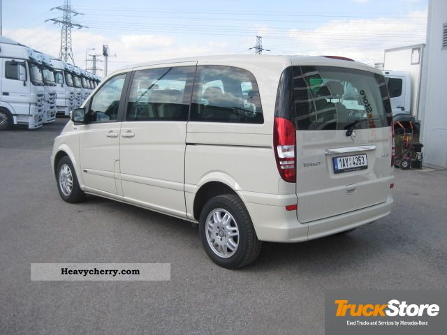 Mercedes-Benz Viano 2.0 2010 photo - 7