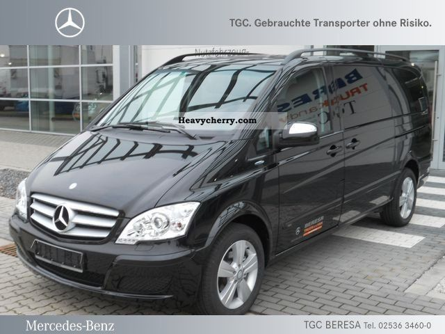 Mercedes-Benz Viano 2.2 2012 photo - 10