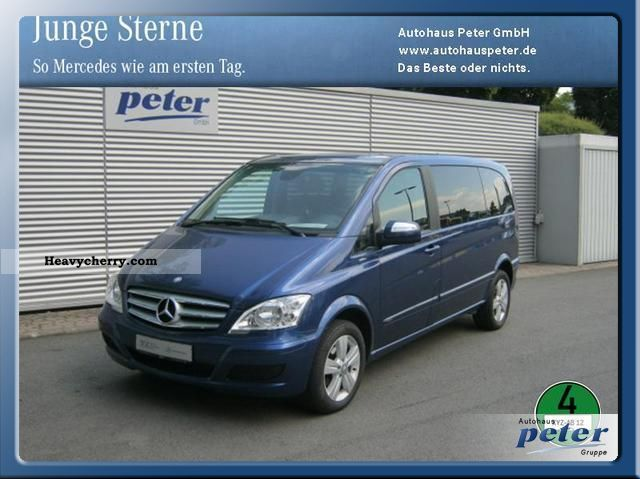 Mercedes-Benz Viano 2.2 2012 photo - 11