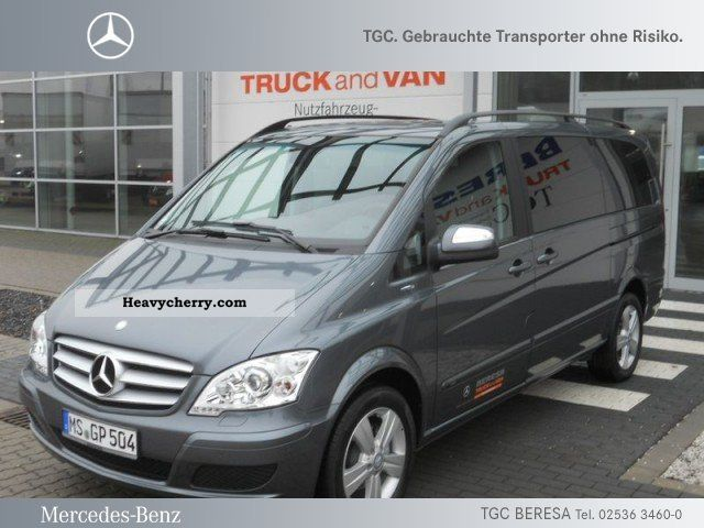 Mercedes-Benz Viano 2.2 2012 photo - 12
