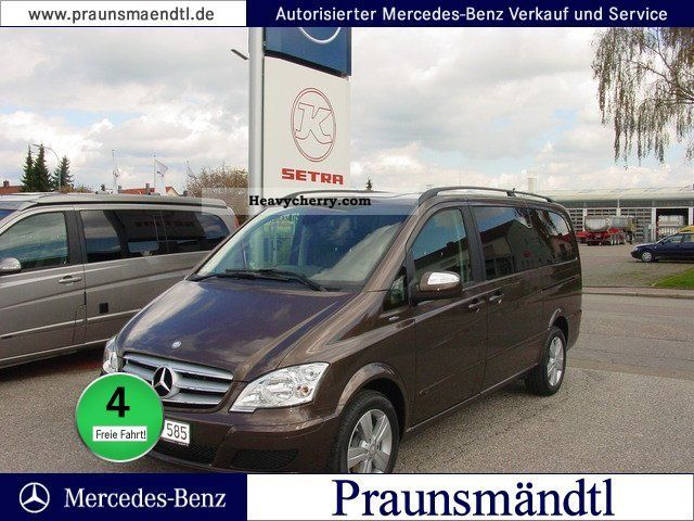 Mercedes-Benz Viano 2.2 2012 photo - 7
