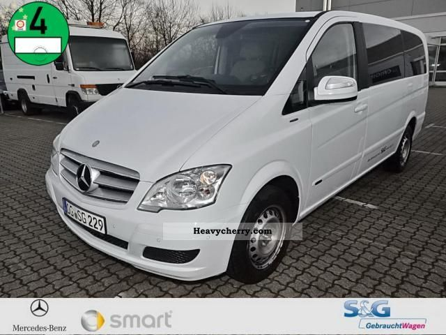 Mercedes-Benz Viano 2.2 2012 photo - 9
