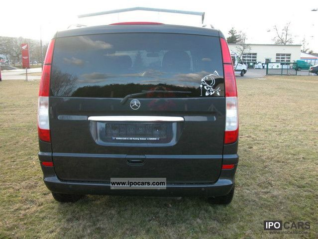 Mercedes-Benz Viano 3.0 2004 photo - 6