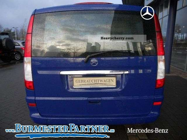 Mercedes-Benz Viano 3.0 2004 photo - 9