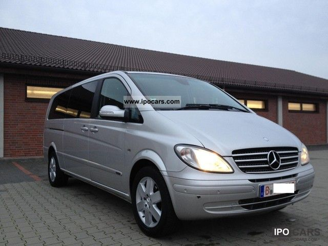 Mercedes-Benz Viano 3.0 2009 photo - 1
