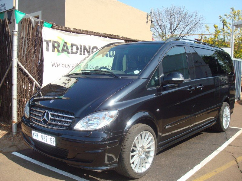 Mercedes-Benz Viano 3.0 2009 photo - 10