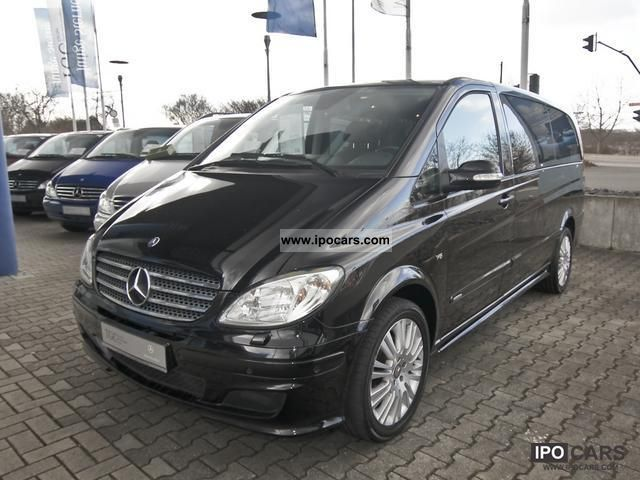 Mercedes-Benz Viano 3.0 2009 photo - 11